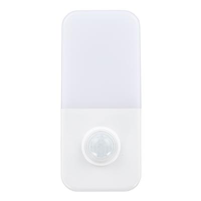YAZAWA(ヤザワ) 人感・明暗LEDセンサーライト  NASMN22WH 画像3