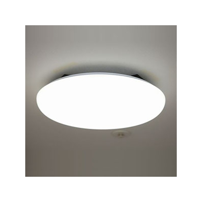 JAPPY LEDシーリングライト ~8畳用 調光・単色タイプ 昼白色 リモコン付  JCL8NA