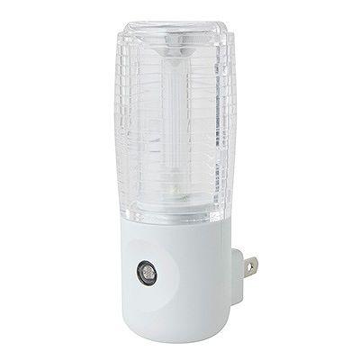 YAZAWA(ヤザワ) センサーナイトライト 高輝度白色LED×1灯  NL30WH 画像2