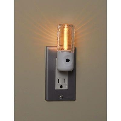 YAZAWA(ヤザワ) センサーナイトライト アンバー色LED×1灯 2個パック  NL30AM2P