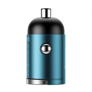 BASEUS(ベースアス) カーチャージャー  ミニ30W USB1ポート  DVCHX-A03 画像2
