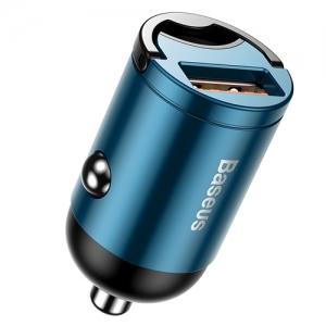 BASEUS(ベースアス) カーチャージャー  ミニ30W USB1ポート  DVCHX-A03 画像3
