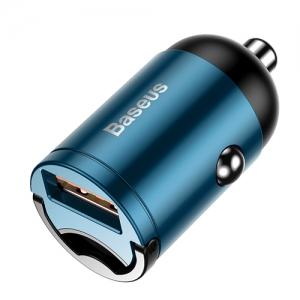 BASEUS(ベースアス) カーチャージャー  ミニ30W USB1ポート  DVCHX-A03 画像6