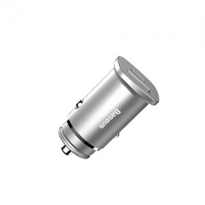 BASEUS(ベースアス) カーチャージャー USB2ポート 最大出力3.1A ブラック  DCCALL-ML01 画像2