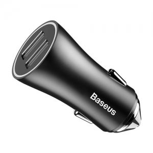 BASEUS(ベースアス) カーチャージャー USB2ポート 出力2.4A  DCCALL-DZ01 画像5