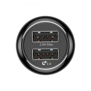BASEUS(ベースアス) カーチャージャー USB2ポート 急速充電対応  DCCALL-GC01 画像4