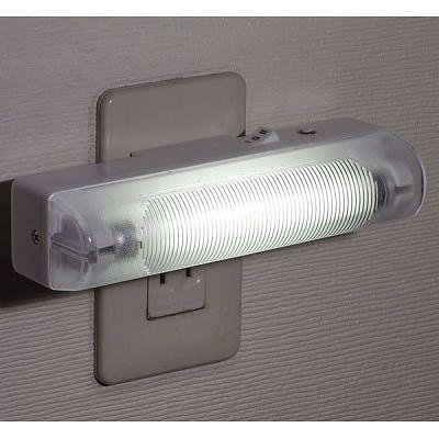 YAZAWA(ヤザワ) 省電力センサーナイトライト FL4W(蛍光灯)×1灯 NL4