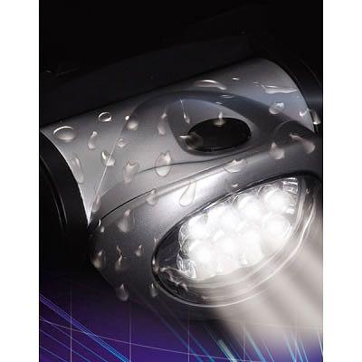 YAZAWA(ヤザワ) 8LEDヘッドライト  LZ03 画像2