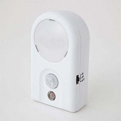 YAZAWA(ヤザワ) LEDセンサーナイトライト  NL53WH 画像2
