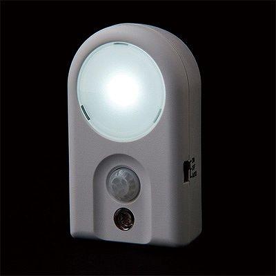 YAZAWA(ヤザワ) LEDセンサーナイトライト  NL53WH 画像3