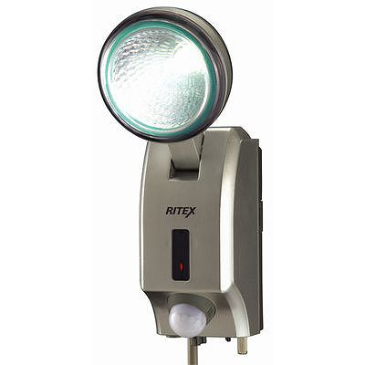RITEX(ライテックス) 7WLED 多機能型 センサーライト  LED-AC507