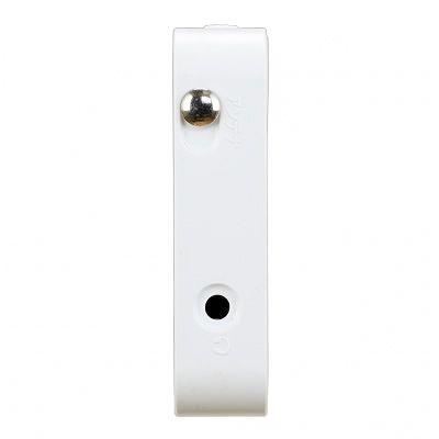YAZAWA(ヤザワ) 【在庫限り】2.3インチ防水ワンセグテレビホワイト  TV05WH 画像4