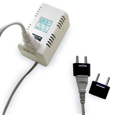 YAZAWA(ヤザワ) 海外旅行用変圧器240V80W  HTDC240V80W 画像2