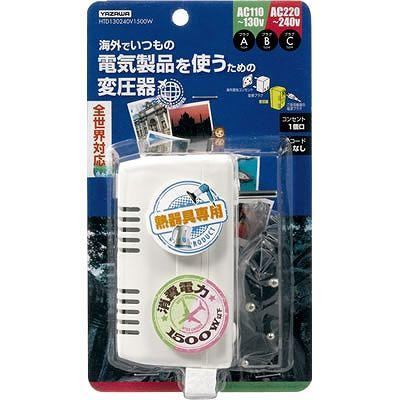 YAZAWA(ヤザワ)  HTD130240V1500W