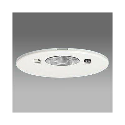 パナソニック LED非常用照明器具 天井埋込型 低天井用(〜3m)  リモコン自己点検機能付 昼白色 埋込穴:φ60 NNFB91606