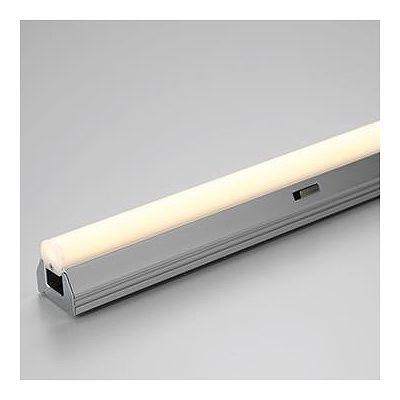 DNライティング(ディーエヌライティング) LEDシームレス 光源一体型間接照明器具 HAS-LED ハイパワー型 全方向タイプ 550mm 電球色 調光兼用型 HAS-LED 550L28-FPL
