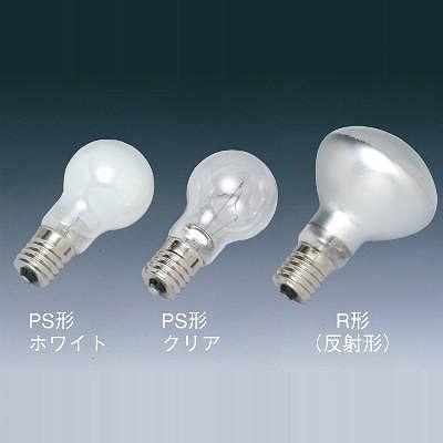 日立 ミニクリプトン電球(省電力設計) ホワイト 40W形 E17 KR100/110V36WW