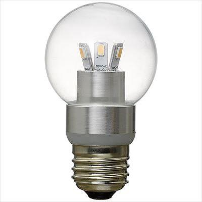 YAZAWA(ヤザワ) 調光対応G50LED電球(電球色) LDG3LG50D