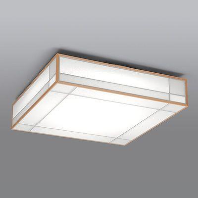 日立 LEDシーリングライト 〜12畳 高級和風木枠タイプ 電球色〜昼光色 連続調色・連続調光機能付き LEC-CH1201CJ