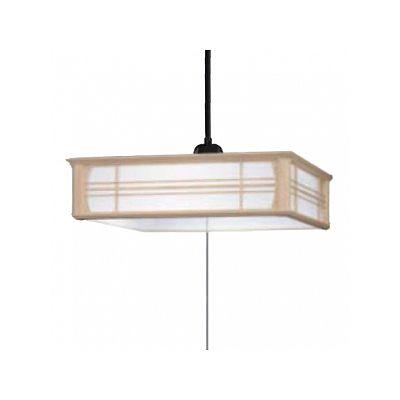 日立 LEDペンダントライト ~8畳用 和風タイプ 昼光色 調光機能付  LEP-CA800EJ