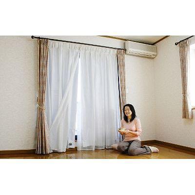 アドフィールド スペース暖断熱カーテン100×195 2003459000195*