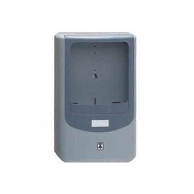未来工業 電力量計ボックス バイザー付き 1個用 グレー×ブルーグレー 全関東電気工事協会「優良機材推奨認定品」 WPN-2VG-Z