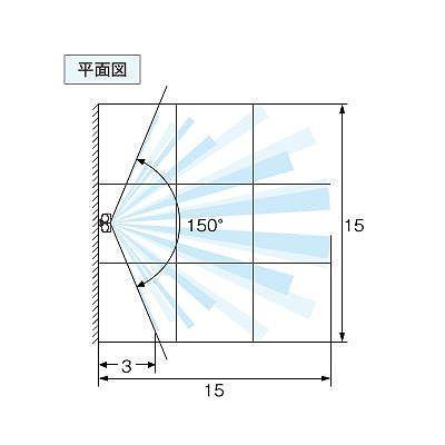 OPTEX(オプテックス) ★センサライトLED調光2灯タイプ  EL202L 画像2