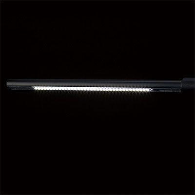 YAZAWA(ヤザワ) 白色LEDフレキシブルクランプライトBK  CCLE03N01BK 画像2