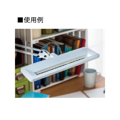 山田照明 LEDスタンドライト クランプ式 白熱灯80W相当 調光機能付 ブラック 《Zライト》  Z-1000B 画像4