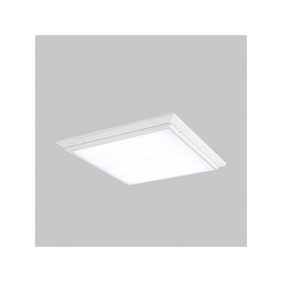 オーデリック LEDスクエアベースライト FHP45W×4灯相当 7980lm 電球色タイプ 3000K  XD266018P1