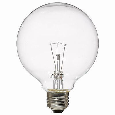 YAZAWA(ヤザワ) ボール電球60W形クリア GC100V57W95