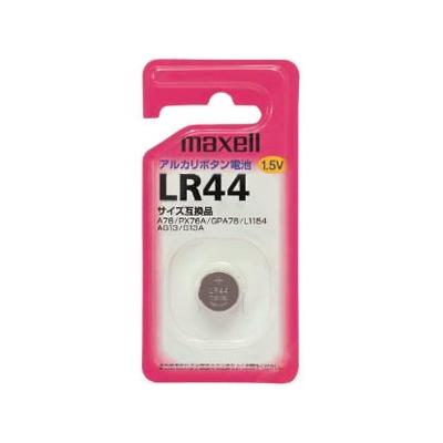 マクセル アルカリボタン電池 1.5V 1個入×10セット LR441BS_10set