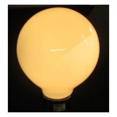 YAZAWA(ヤザワ) ボール電球60W形ホワイト  GW100V57W95 画像3