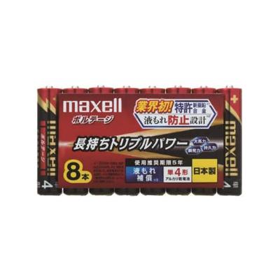 マクセル  LR03(T)8P