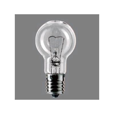パナソニック ミニクリプトン電球 110V 25W形 クリア E17口金  LDS110V22WCK