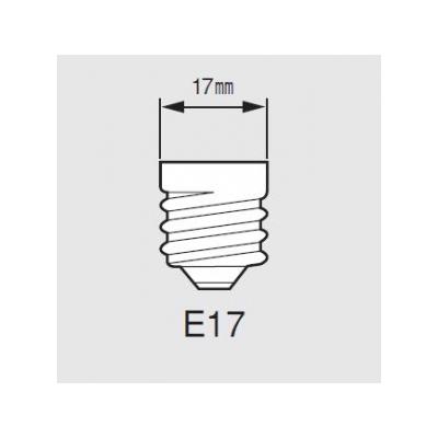 パナソニック ミニクリプトン電球 110V 40W形 ホワイト E17口金  LDS110V36WWK 画像2