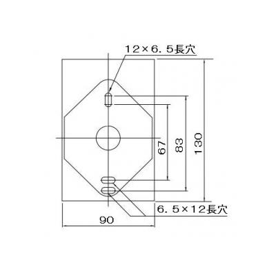 NEC(エヌイーシー) LEDポーチライト 壁直付(屋外壁取付専用)タイプ 電球色 小形電球25形×1灯相当 防雨形 シルバー  XW-LE17101-SL 画像2