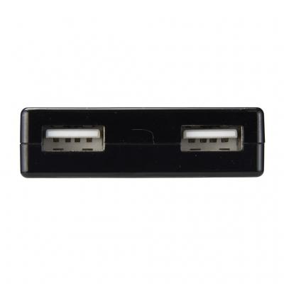 YAZAWA(ヤザワ) 【在庫限り】3.4A USBアダプター ブラック  Y02C200BK2U 画像3