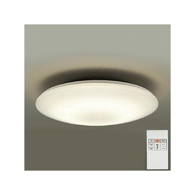 DAIKO LEDシーリングライト ~6畳用 タイマー付リモコン付属 プルレス調光タイプ 電球色タイプ  DCL-38459Y