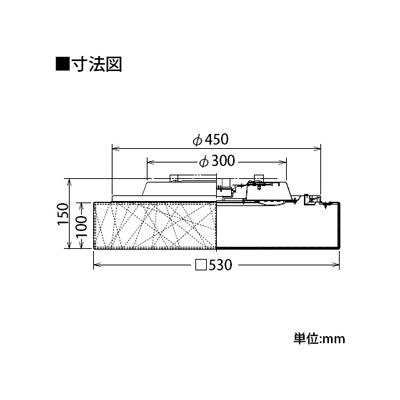 DAIKO LED和風シーリングライト ~8畳 調色・調光タイプ(昼光色~電球色) クイック取付式 リモコン・プルレススイッチ付  DCL-38833 画像3