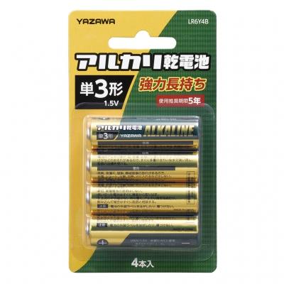 YAZAWA(ヤザワ)  LR6Y4B