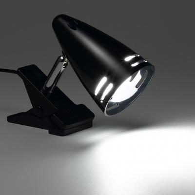 YAZAWA(ヤザワ) 【在庫限り】3W クリップライト ブラック  CLLE03N07BK 画像3