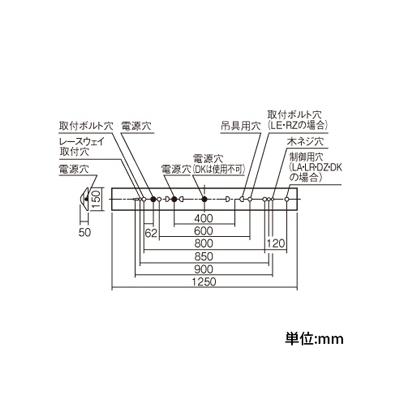 一体型LEDベースライト 一般タイプ iスタイル 直付型 Hf32形高出力型器具×2灯相当 非調光タイプ パナソニック 6900lmタイプ 40形 XLX460NENZLE9 《iDシリーズ》 昼白色