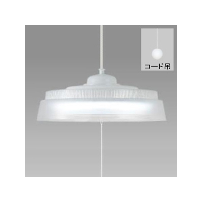 NEC(エヌイーシー) LEDペンダントライト ~4.5畳用 洋風タイプ 昼光色 調光機能付  HCDS0443-X
