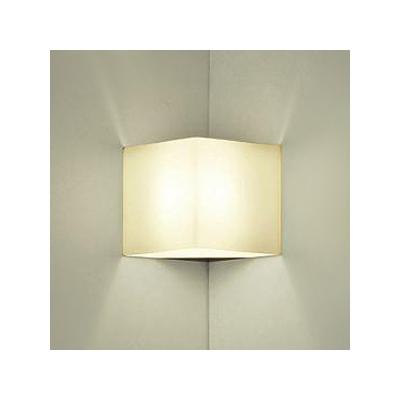 DAIKO LEDブラケットライト 電球色 非調光タイプ 白熱灯60Wタイプ E17口金 壁面取付コーナー用  DBK-37771