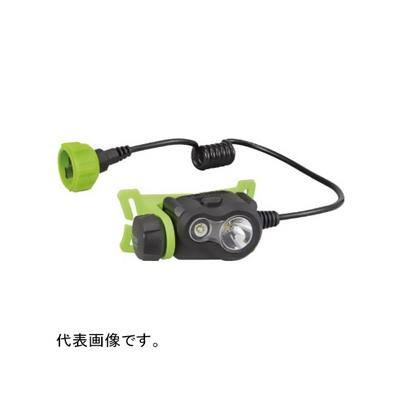 タジマ ペタLEDヘッドライト 防水タイプ 全光束300lm(最大) リチウムイオン充電池専用 LE-U303