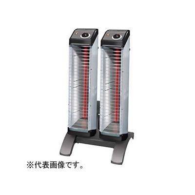 ダイキン工業 遠赤外線暖房機 《セラムヒート》 床置スリム形 ツインタイプ 工場・作業所用 単相200V 電源コード別売 ERK20ND