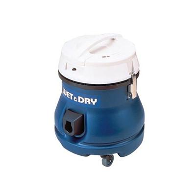 日立 業務用クリーナー お店用コンパクトタイプ 乾・湿両用 集じん容積7L/吸水量4L コード長10m(直付式) CV-PF40WDBL