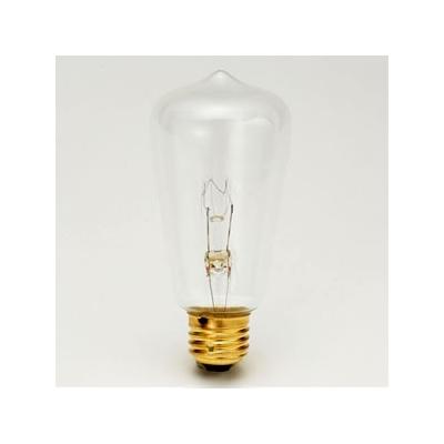 後藤照明 レプリカ球 40W 真空製法 E26口金 GLF-0101