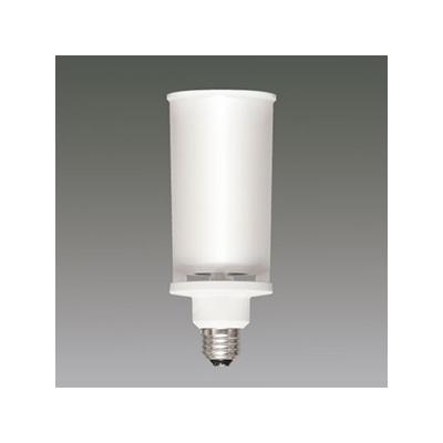 アイリスオーヤマ LED電球 《RCバルブ》 街路灯用HID代替 水銀灯100W相当 4000lmクラス 乳白カバー 昼白色 E26口金 LDTS22N-G/F